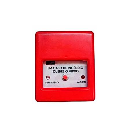Acionador de Alarme de Incêndio